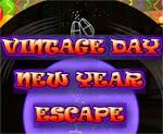 BigEscapeGames Vintage day New Year escape