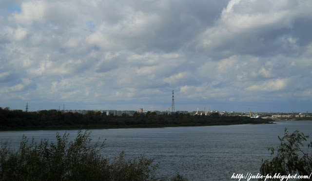 Ока, Дзержинск
