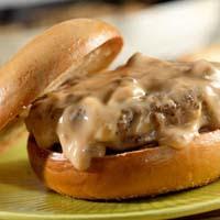 Hamburger Stroganoff Casserole, how to make cooking