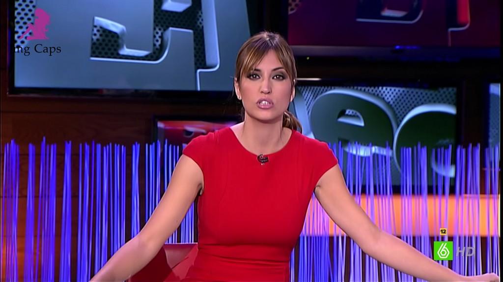 SANDRA SABATES, EL INTERMEDIO (21.11.15)