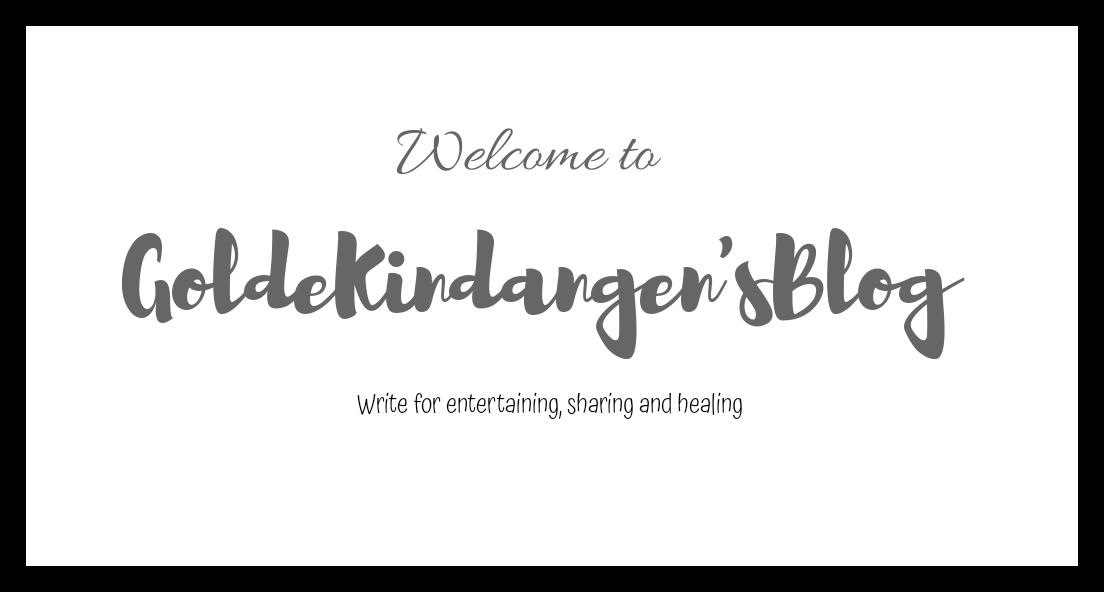 Golde Kindangen's Blog