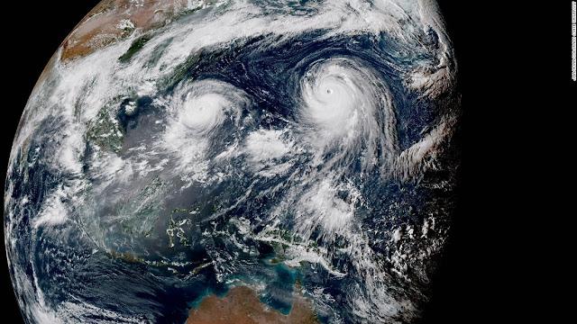 Typhoon Goni Atsani