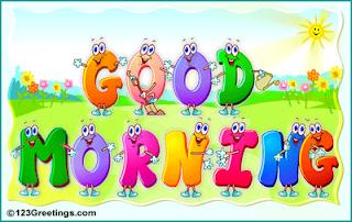 Kumpulan Kata Bijak Ucapan Selamat Pagi Terbaru 2013
