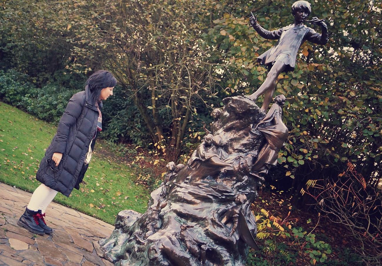 Peter+Pan+Hyde+Park