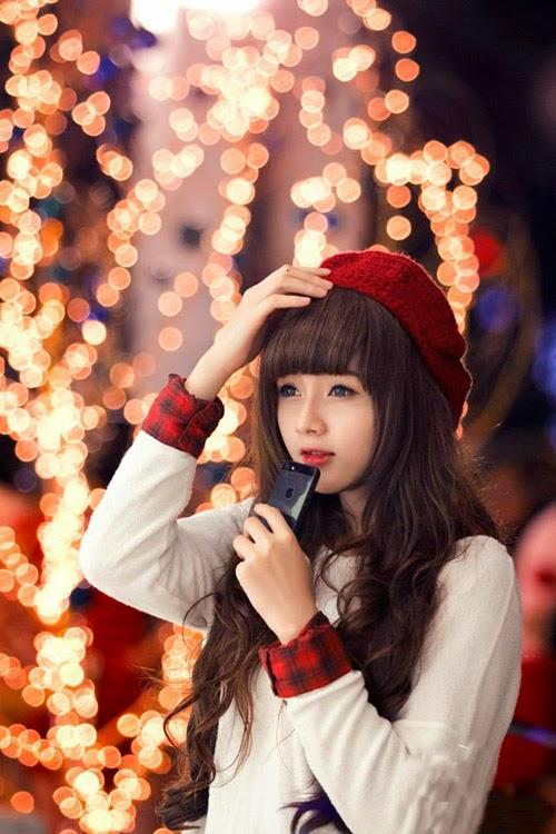 Hotgirl Lan Hương xinh đẹp không dao kéo