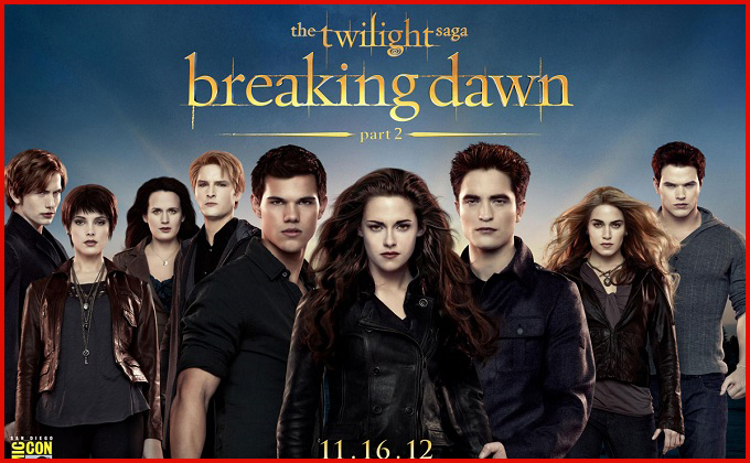 Watch Breaking Dawn Part 2 online
