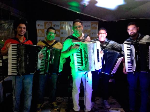 Targino Gondim será uma das atrações do festival em Juazeiro (Foto: Divulgação)