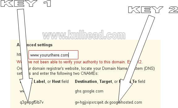 Login to your blogger account From the dashboard click on setting Click on add a custom domain