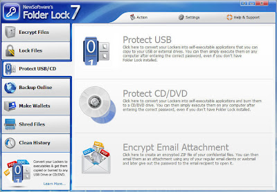 Latest Folder Lock 7.1.7 Download