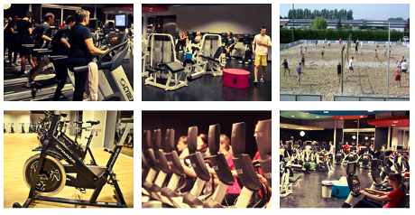 FIT EFFECT Lier Antwerpen Zumba, Sh'bam, Spinning, Body Pump, Spinning, Beachvolleybalterreinen, Solarium, Sauna