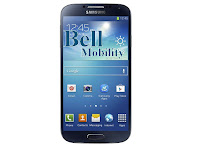 Bell: pre-order Samsung Galaxy S4
