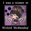 11/18/15 Purple Sugar Skull Dia de los Muertos