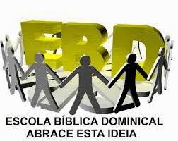 EBD, não é só para crianças, é para todos