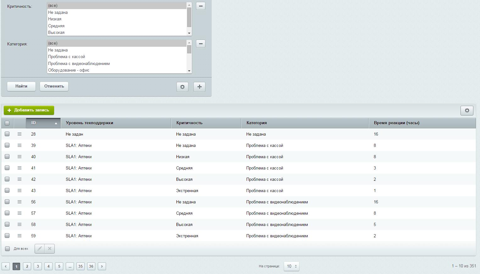 Модуль техподдержки битрикс24 сортировка по полу битрикс