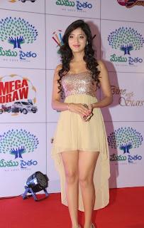 Actress Richa Panai Latest  Pictures at Memu Saitam Dinner with Stars Red Carpet  14.jpg