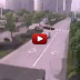 Rolls-Royce Gets Hit When Making Turn