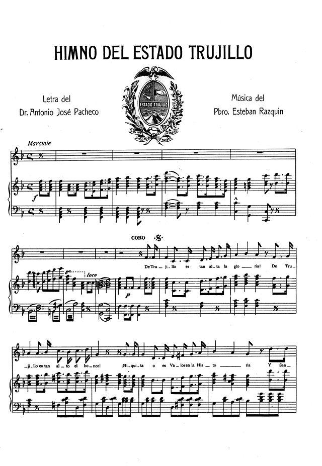 Màs informaciòn wikipedia Himno Trujillo