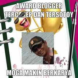 Award Nyentrik