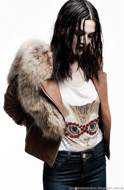Ginebra invierno 2013. Moda Mujer.