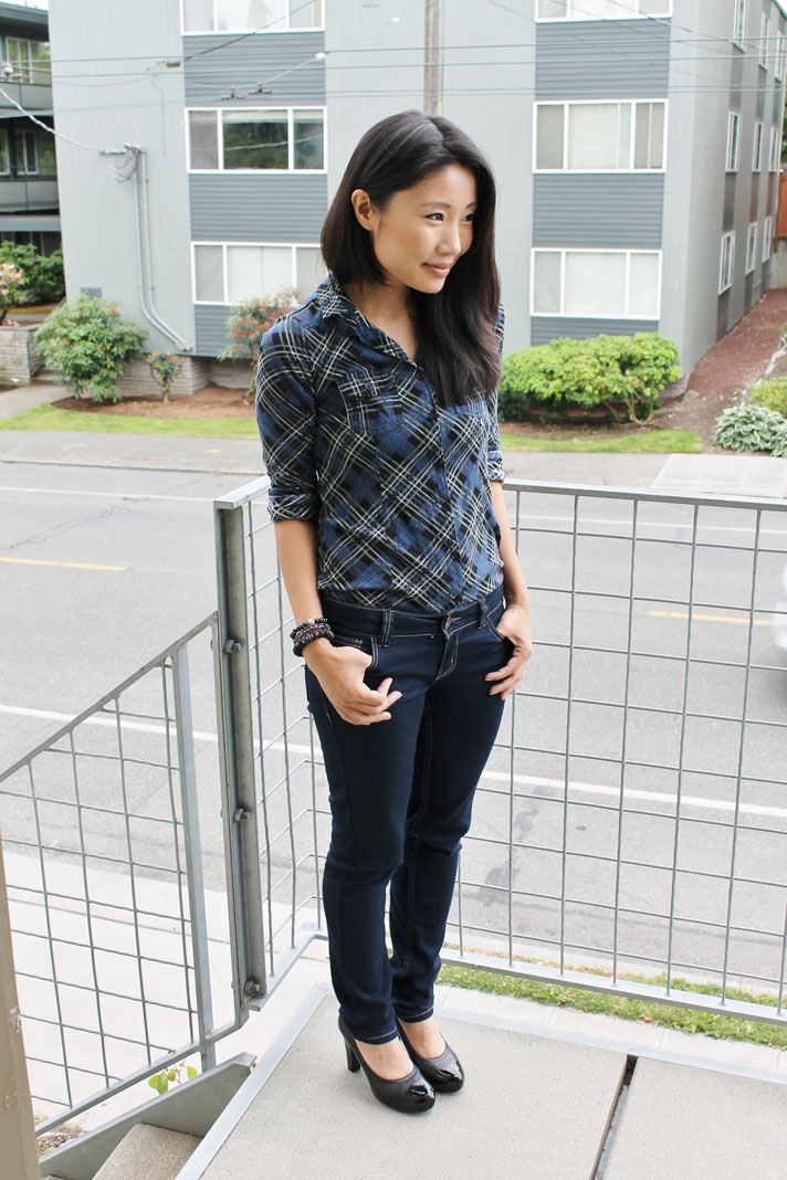casual chic mom style