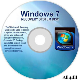 how to order recovery disk from hp