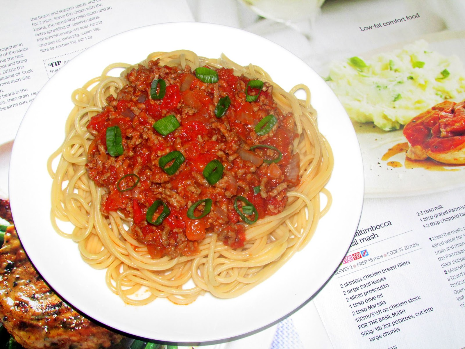 how to cook spaghetti bolognese in the oven
