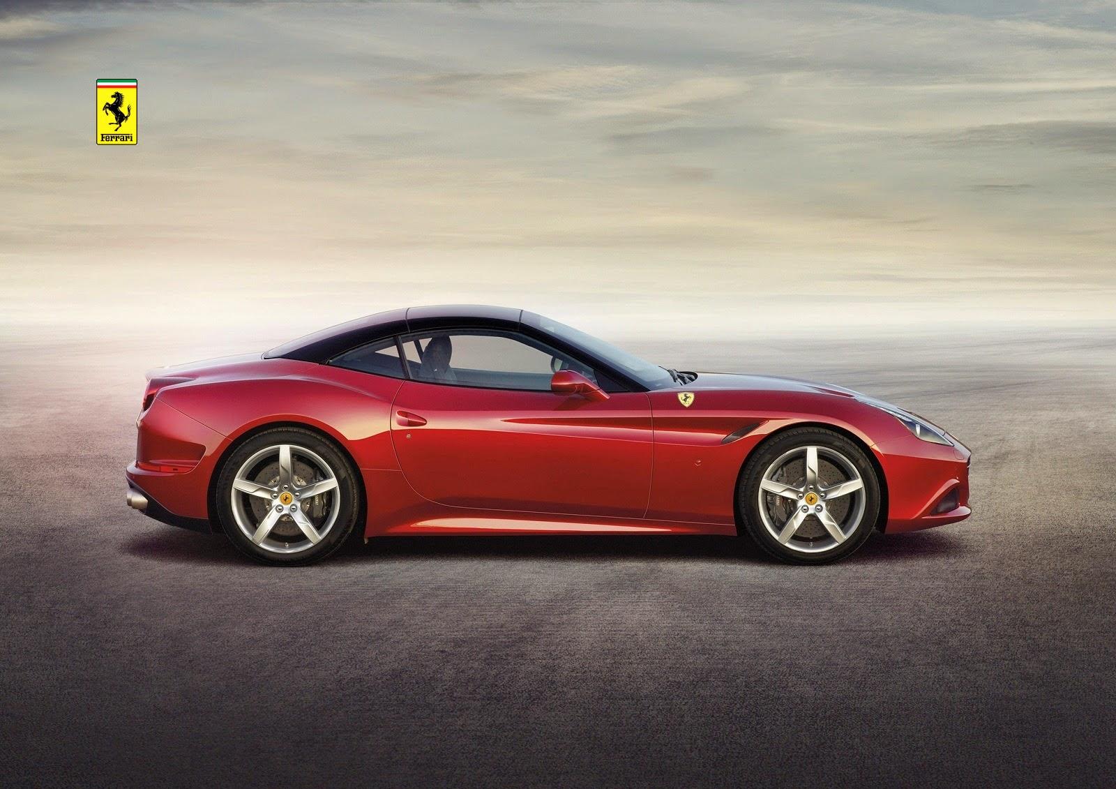 Brilliant 2015 Ferrari California T  3855cc V8 Turbo  Car Reviews