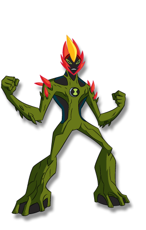 The Ben 10 Universe: Omnitrix Heroes