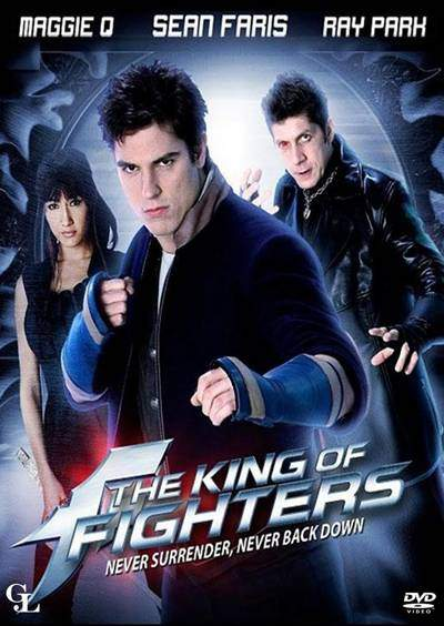 The King of Fighters DVDRip Español Latino Descargar 1 Link