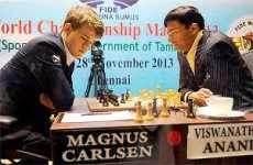 Carlsen vs. Anand 2014: match final por el Campeonato Mundial de Ajedrez en vivo online