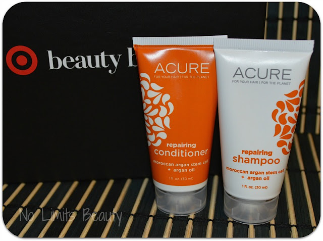 ACURE Moroccan Argan Oil + Stem Cell Triple Repair Shampoo & Conditionerv