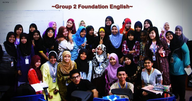 foundation english group 2...MDM ROSE SUZILA..