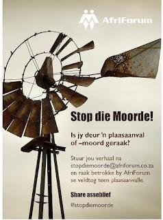 STOP DIE MOORDE!