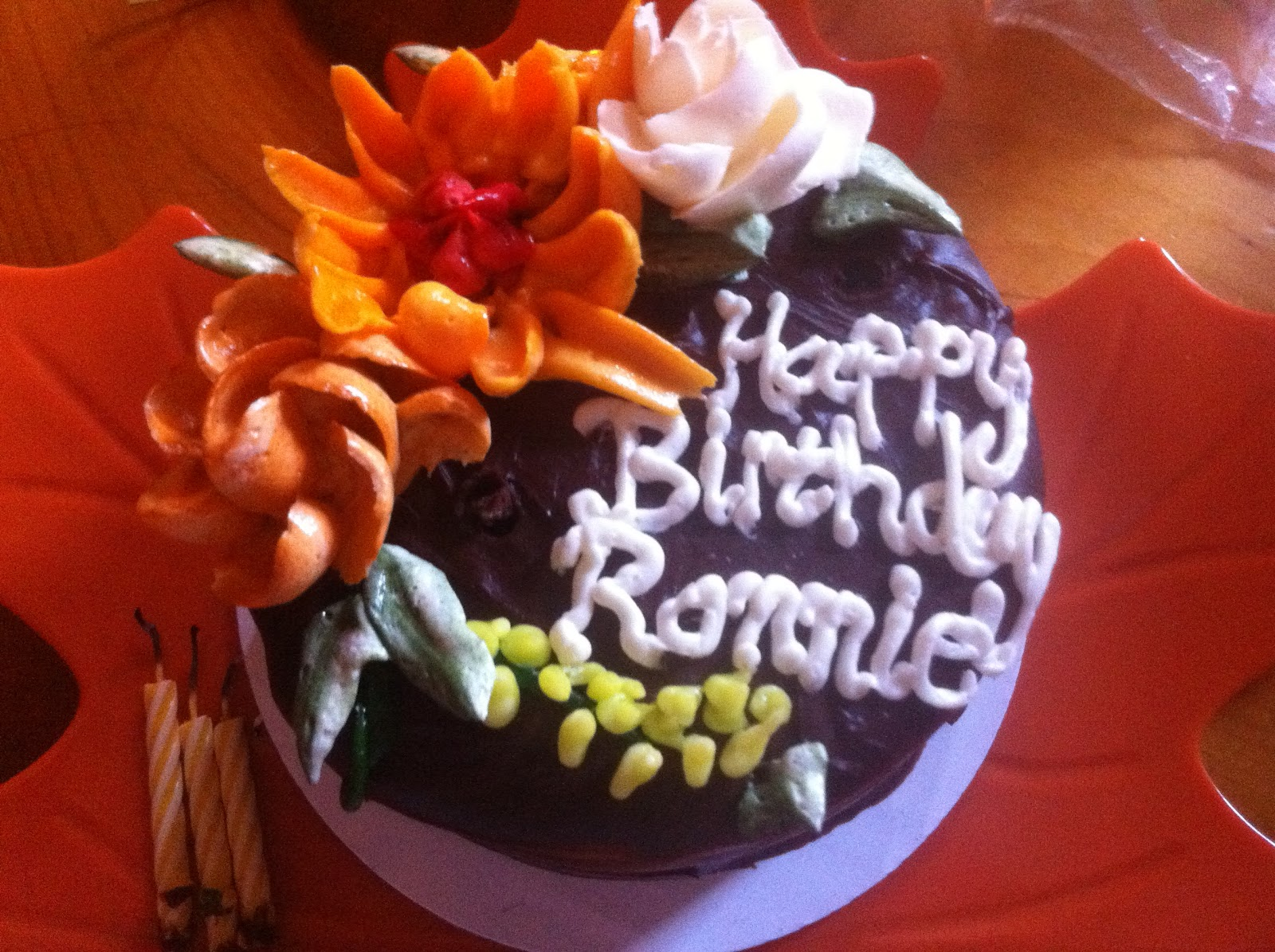 StellaBella: Happy Birthday Big Ronnie!