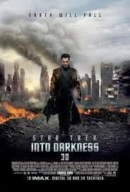Afiche de Star Trek en la Oscuridad