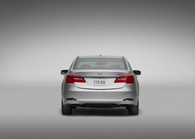 Acura RLX FWD 2014