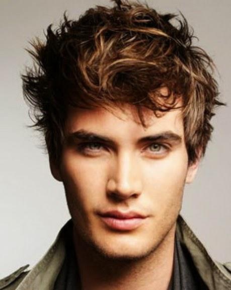 El mundo del corte y del peinado nuevos cortes para - Nuevos peinados hombre ...