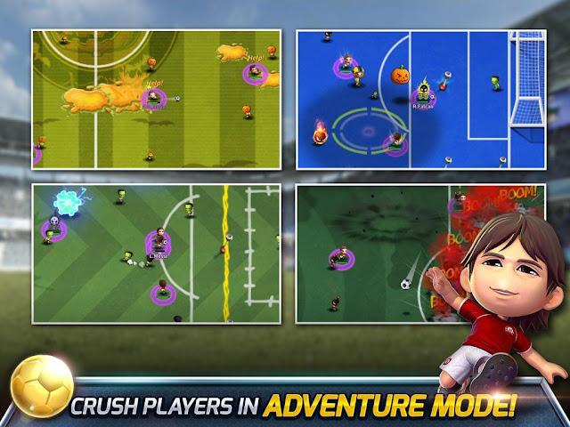 Football Strike v1.1.1 Apk Mod [Dinero]