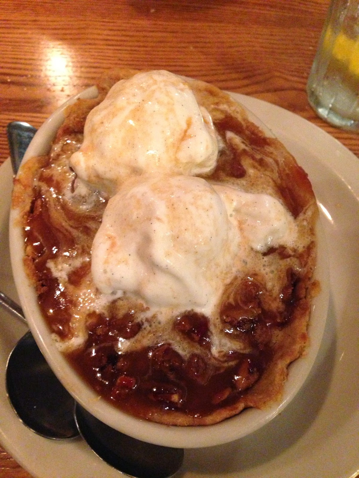 recipe: cracker barrel apple crisp [12]..