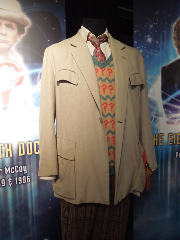 7th Doctor Who costume