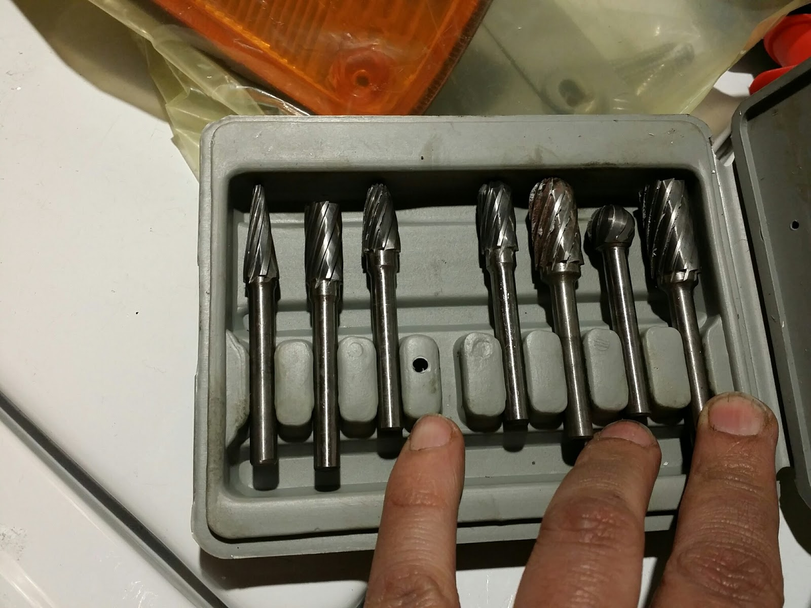 Beaver Built: Tool Review Tuesday, 06: Grizzly 8-piece ...