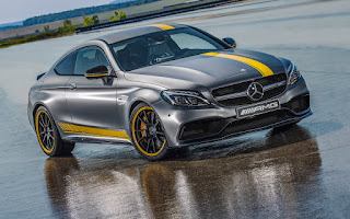 Mercedes AMG C 63 Coupe Edition