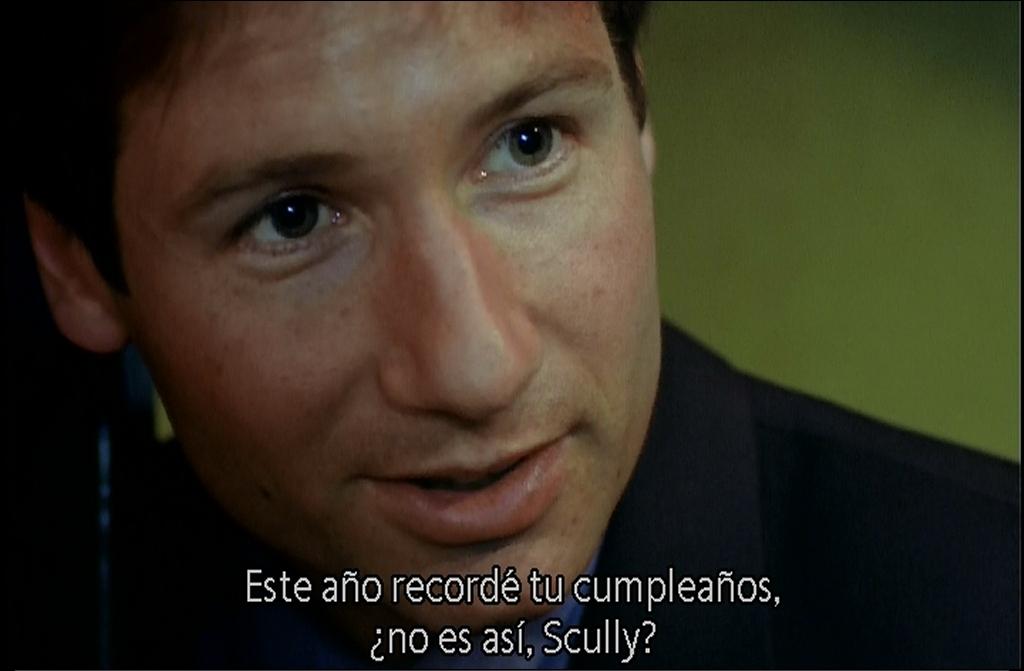 AGUANTE MULDER - una gu�a de cap�tulos de X-Files: Experiencia 53 ...