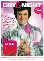 'Gay & Night' magazine cover