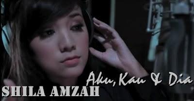 Shila Amzah - Aku, Kau & Dia MP3