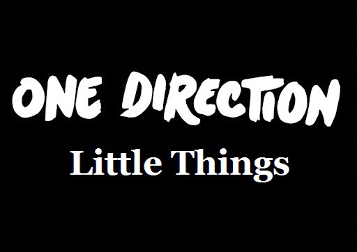Little Things ONE DIRECTION Chords + Strumming Pattern