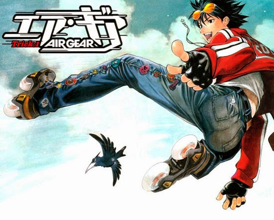 Air Gear Subtitle Indonesia