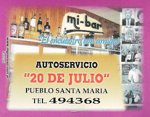 "Autoservicio ""20 de Julio"""