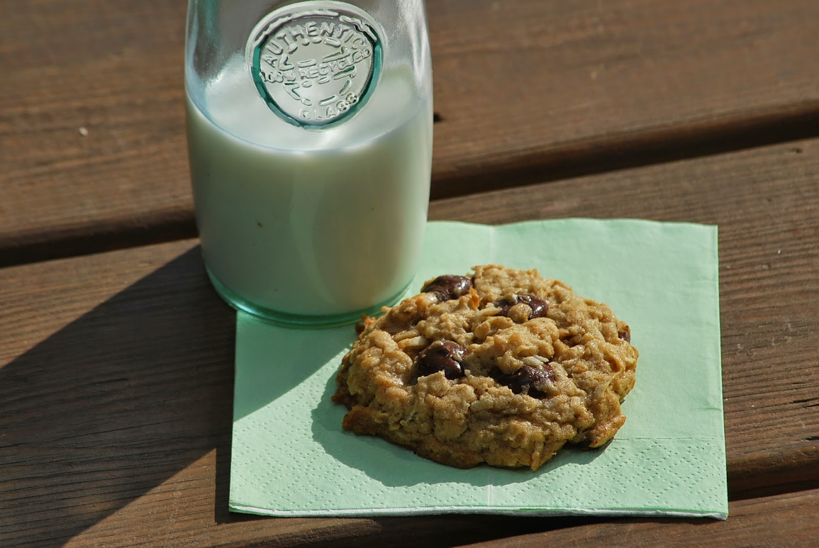 Now that is what I call a perfect chocolate chip cookie. This recipe ...