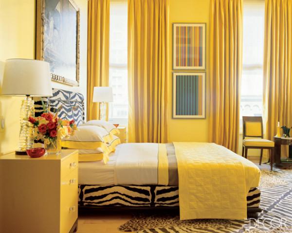 Kensington Bliss Fav Bedroom Pics From Elle Decor Archives